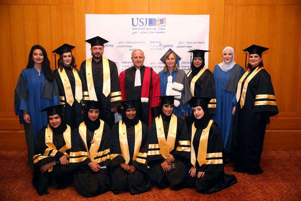 Saint-Joseph University Dubai - Master In Translation